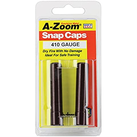 A-Zoom 410 Bore Precision Snap Caps (2 Pack)