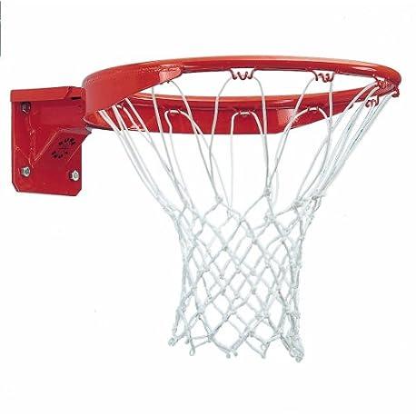 Sureshot 65299 Aro de baloncesto color rojo