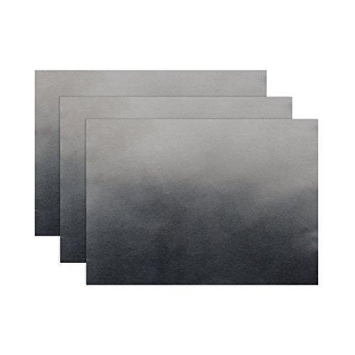 Silhouettes Feuilles métalliques pour pointillé