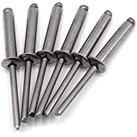 20 St/ück Zylinderstifte 4x20 DIN 7 Edelstahl V1A Zylinderstift Pa/ßstifte Toleranz M6