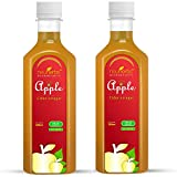 #8: Neuherbs 100% Natural Apple cider Vinegar for Weight Loss 350 ml (Pack of 2)