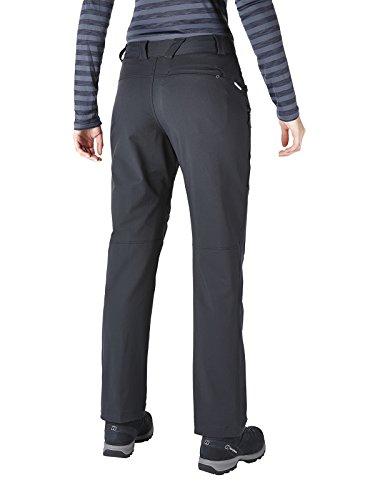 Berghaus Pantalon de ortles Il étanche pour noir/noir