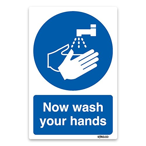 now-wash-your-hands-sign-safety-sticker-self-adhesive-vinyl-decal-150-x-200mm