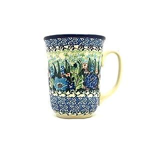 Polish Pottery Mug – 16 oz. Bistro – Unikat Signature U4572