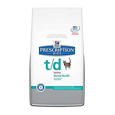Hills Feline T/D Prescription Diet 1.5kg