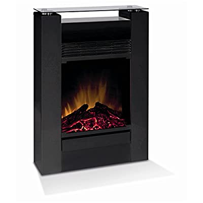 EWT 206183 elektrisches Kaminfeuer Gisella, schwarz von EWT auf Heizstrahler Onlineshop