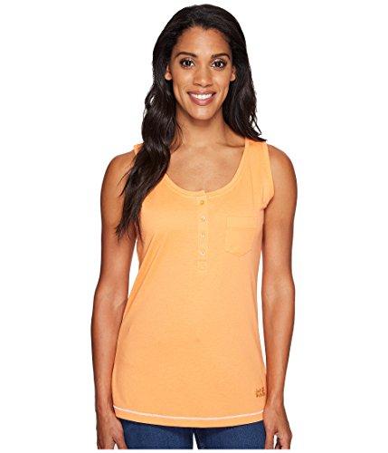 Jack Wolfskin Womens/Ladies Essential Sleeveless Polycotton Vest Top