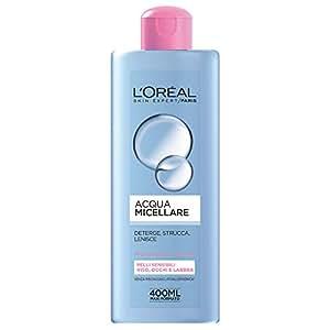 L'Oréal Paris Acqua Micellare per Pelli Sensibili, 400 ml