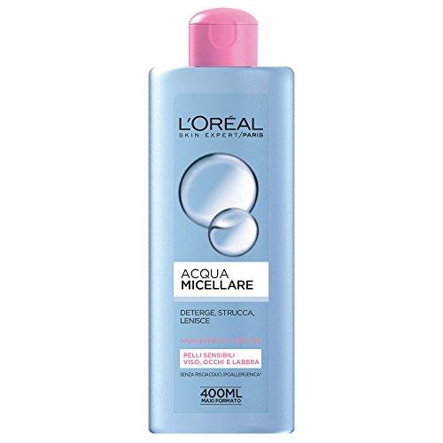 L'Oréal Skin Expert Paris Acqua Micellare per Pelli Sensibili - 400 ml