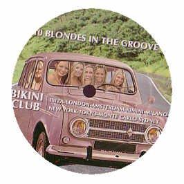 Bikini Club Presents / 10 Blondes In The Groove