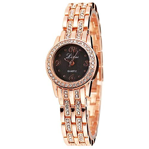 XZDCDJ Damen Uhr Armbanduhr Bracelet Jungen Uhr Vente chaude De Mode De Luxe Montres Femmes Armband Montre WatchB795 (Luxe Handtaschen)