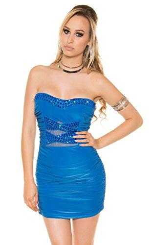 KouCla -  Vestito  - Donna Blau