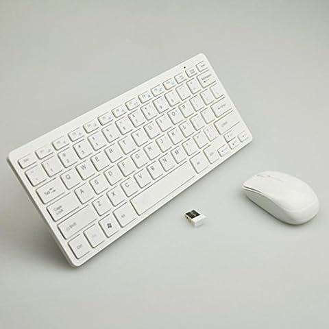 Colde® Mouse Senza Fili del Mouse Cordless USB e Combo