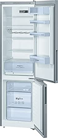 Bosch KGV39VL30S Réfrigérateur combiné 344L Classe: A++ Inox