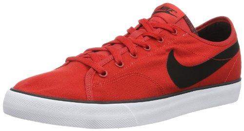 Nike Primo Court, basket homme Rouge - Rot (University Red/Black-White)