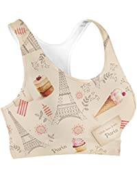 XS Queen of Cases Stars Constellations Map Sports Bra