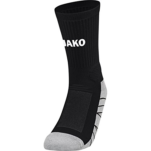 JAKO Herren Trainingssocken Profi Socken, schwarz, 4