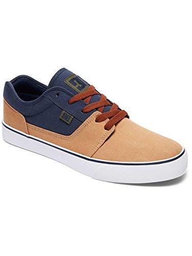 Dc Tonik Txbu3 Herren Sneakers Blu / Kaki