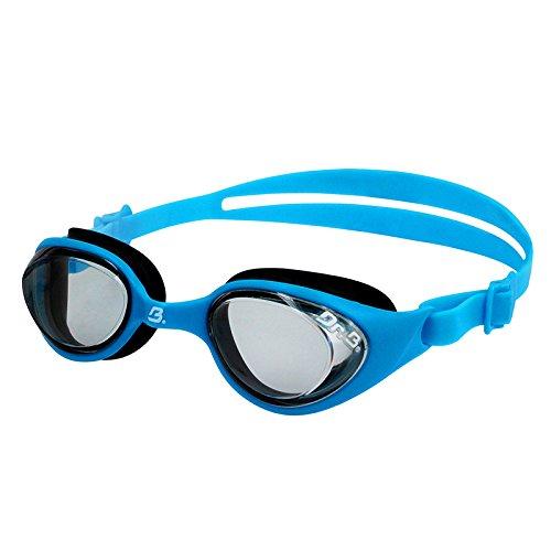 Barracuda Dr.B Optische Schwimmbrille mit Sehstärke Kinder 7-15 #73195 Blau (-2.5)