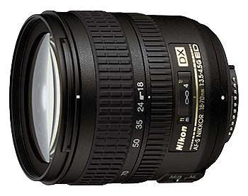 Nikon AF S DX 18-70/3,5-4,5G IF-ED Objektiv (67 mm Filtergewinde) (Nikon D2xs)