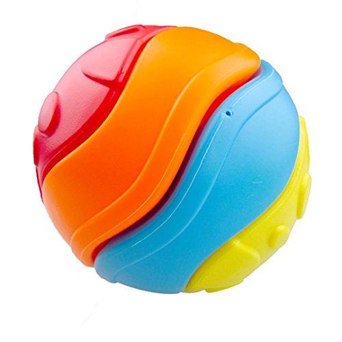 Giocattoli per Bambini ,Ouneed® I PZ Giocattoli di Educativi,Children Baby Kids Giocattolo Operato Assemblare La Palla Assemblare La muffa ,In Plastica ,14.5x14.5x14.5cm