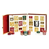 Yankee Candle Advent Calendar Christmas Book, Red