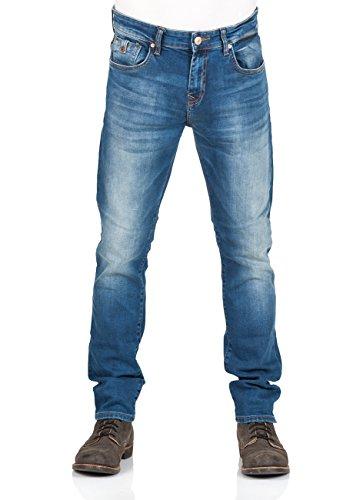 LTB Jeans Herren Slim Jeans Joshua, Blau (Arnie Wash 51312), W36/L30