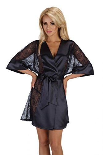 Beauty Night Fashion -  Camicia da notte  - Donna Nero
