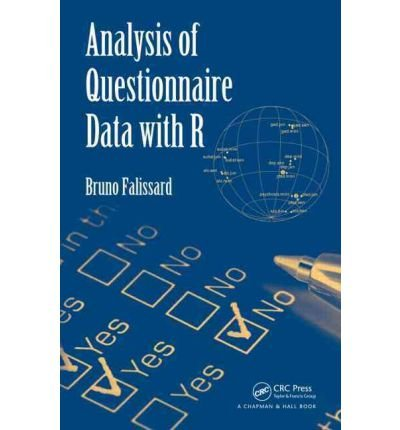 [(Analysis of Questionnaire Data with R )] [Author: Bruno Falissard] [Oct-2011]