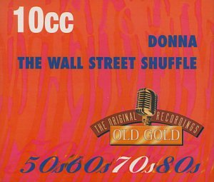 Donna/Wall Street Shuffle (US Import) (Wall-street-single)
