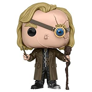 Funko Mad-Eye Moody Figura de Vinilo, colección de Pop, seria Harry Potter, Multicolor, Talla única (10990) 8