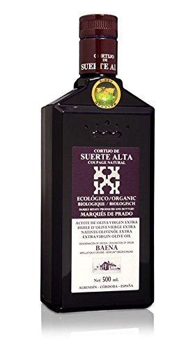 Cortijo Suerte Alta Coupage 500 ml - Aceite de oliva virgen extra por Oliva Oliva Internet S.L.