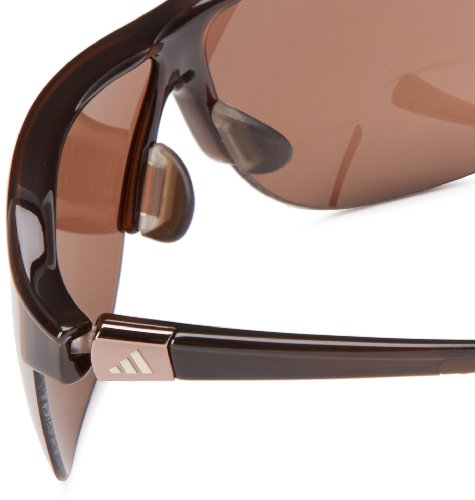 adidas Performance Sportbrille shiny brown