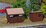 Faller 130182 Toilettenhaus Stugl-Stuls