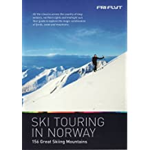 Ski Touring in Norway: 156 Great Skiing Mountains