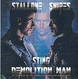 Songtexte von Sting - Demolition Man