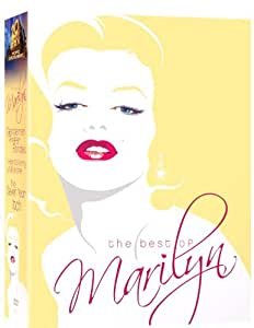 Marilyn Monroe - The Best Of Marilyn : Gentlemen Prefer Blondes / Seven Year Itch / How To Marry A Millionaire / The Final Days Documentary (4 Disc Box Set) [DVD]
