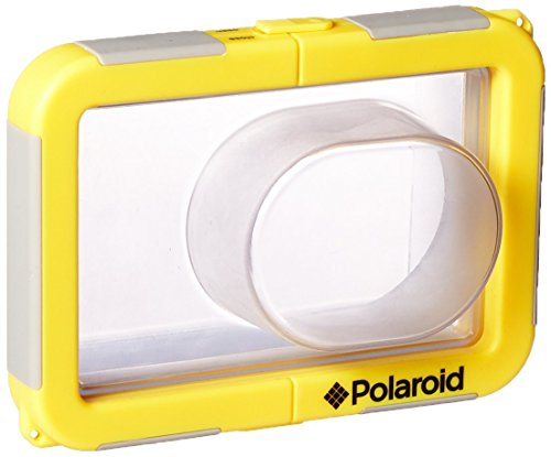 Polaroid Dive-Rated Waterproof Camera Housing For The Sony Cybershot DSC- WX150, WX300, WX200, WX350, WX80, WX70, WX50, WX30, WX10, WX9, WX5, W800, W810, W830, W710, W730, W690, W650, W620, W610, W570, W560, W550, W530, W510, W380, W350, W330, W320, W310, S2100, S2000 Digital Cameras  available at amazon for Rs.3289