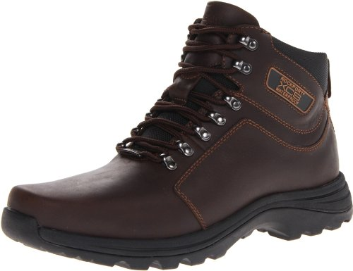 rockport-elkhart-mens-brown-leather-work-boots-size-9-uk