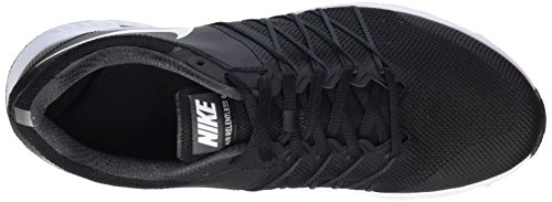 Nike Air Relentless 6, Scarpe da Corsa Uomo Nero (Black / White / Anthracite)