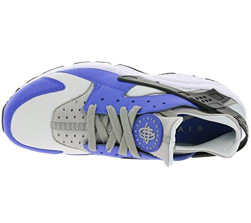 Basket, couleur Blue , marque NIKE, modèle Basket NIKE NIKE AIR HUARACHE Blue Blau