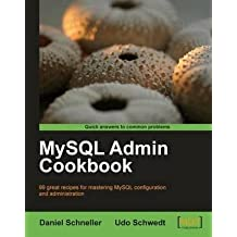 [(MySQL Admin Cookbook)] [By (author) Daniel Schneller ] published on (March, 2010)