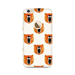 High Quality Printed Cover Case for Apple IPHONE 6 WITH HOLE Model