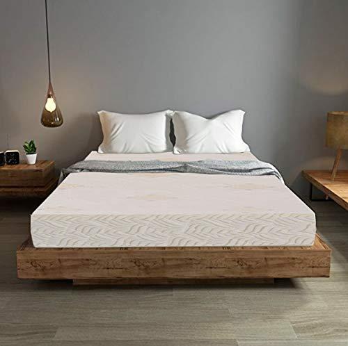 SLEEPSPA Pure Sleep Premium Orthopaedic 8 inch Queen Size Pocket...