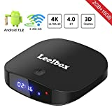 Leelbox – [2018 Ultima Generazione] Q2 PRO Android 7.1 TV Box di 2GB RAM+16GB...
