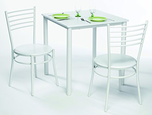 Links-Blanco-d7-tavolo-Dim-71x71x75h-cm-Mdf-metallo-Bianco
