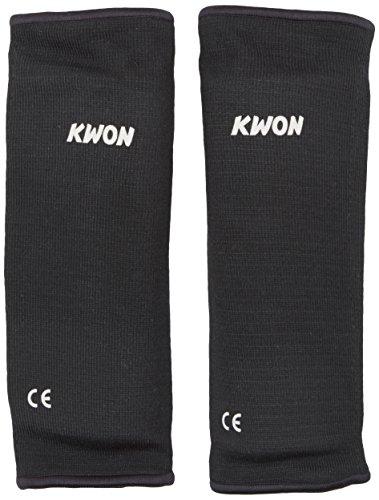 Kwon Unterarmschützer Stoff CE schwarz Senior