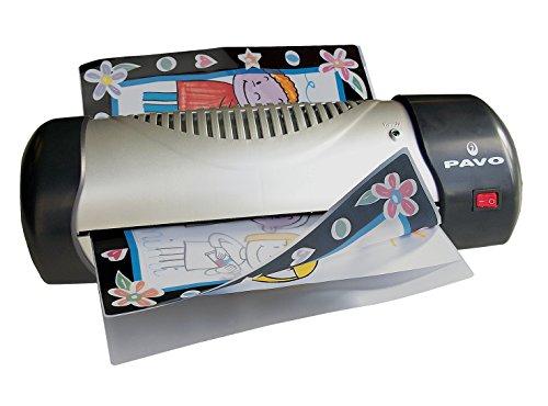 Pavo 8004072 Ecomaster Plastifieuse A4 ecomaster + 10 pochettes