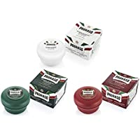 Proraso Shaving Soap Bowl Mixed Triple Pack - 3 x 150ml bowl ... by Proraso