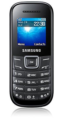 Samsung Guru 1200 (Black),GT-E1200ZKYINS
